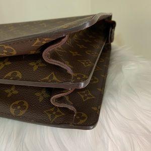 Louis Vuitton Bags - Louis Vuitton Serviette Fermoir Briefcase